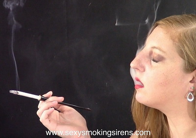 Sexy Smoking Sirens tube